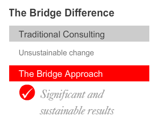 THE BRIDGE DIFFERENCE 8